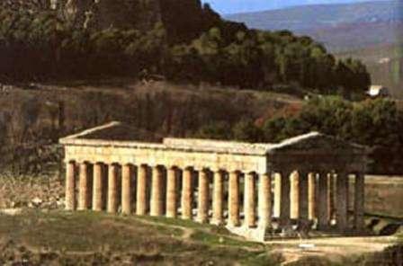 Tempio dorico di Segesta