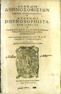 Deipnosophistai