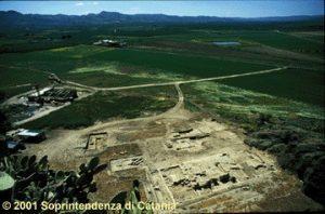 La città Sicula di Palikè