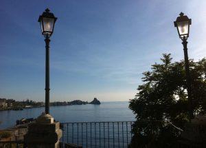 Panorama sul mare di Acitrezza -- foto: Vincenzo Raneri