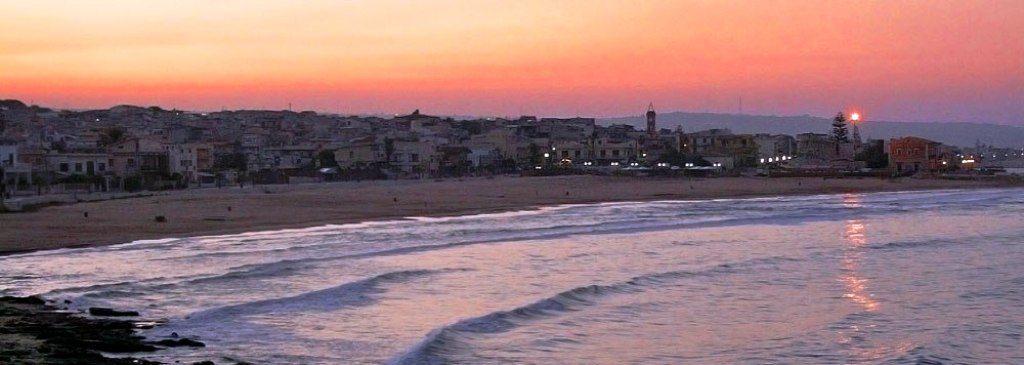 Panorama di Donnalucata