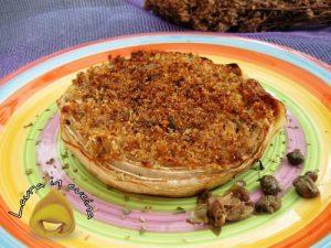 Cipolle salate di Giarratana gratinate