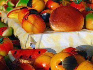 Frutta martorana siciliana