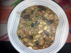 Scurria, zuppa di cereali