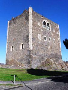 Castello Normanno del 1072 a Paternò (CT)