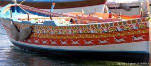 Barca pescatori ad Acitrezza (CT)