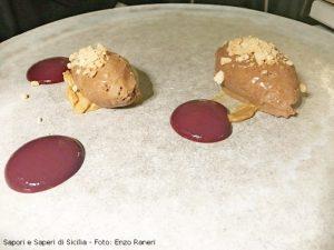 Cioccolato lampone e caramello salato