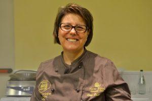 Chef Lina Castorina