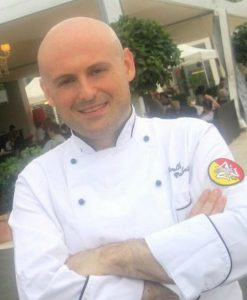 Chef Marcello Valentino
