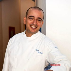 Chef Pino Cuttaia