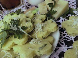 Biscotti al Maiorchino, parmigiano di Sicilia