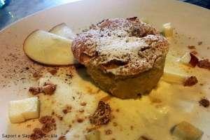 Muffin alle pere dell'Etna