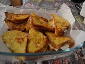 Ricetta del Pane fritto