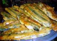 Carciofi e cardi fritti in pastella foto: Vincenzo Raneri