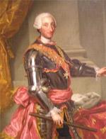 Ritratto Carlo di Borbone