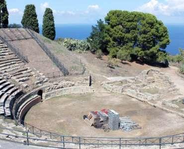 Teatro romano Tindaris